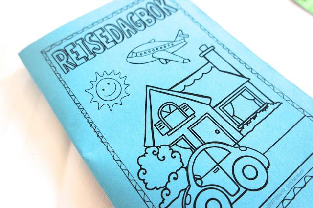 Reisedagbok og feriedagbok